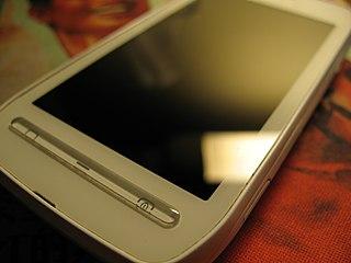 Nokia 603 Multi touch smartphone