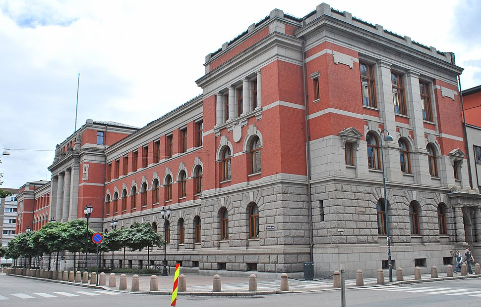 Norges Høyesterett Supreme Court of Norway