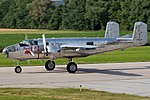 North American B-25J Mitchell Red Bull (The Flying Bulls) N6123C (9292015992).jpg