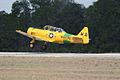 North American SNJ-6 Texan Marines Takeoff 05 TICO 13March2010 (14412858470).jpg
