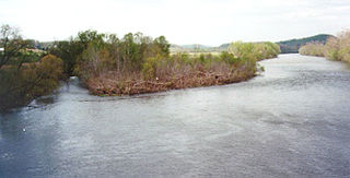 Holston River river in the United States of America