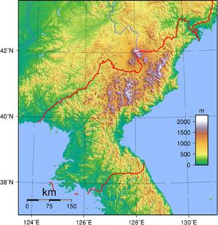 Kaema Plateau landform
