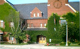 Northbrook, Illinois - Northbrook Village Hall