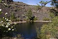Northrup Lake, Steamboat Rock State Park 20150412.jpg
