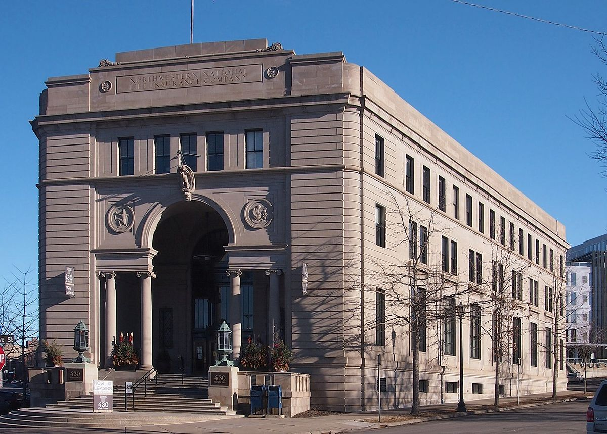 Northwestern National Life Insurance Company Home Office Wikipedia