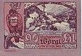 Notgeld, Wörgl Tirol, 90-Heller-Schein.jpg