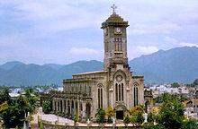 Tòa Giám Mục  thông báo Thánh lễ khai mạc Năm thánh 60 năm thành lập Giáo phận và thánh lễ làm phép Dầu Thánh năm 2016 tại nhà thờ Chánh Tòa Nha Trang
