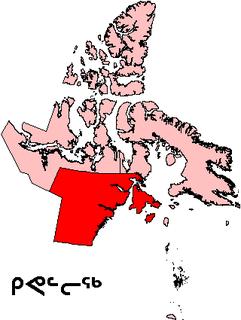 region of Nunavut