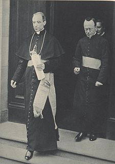 Robert Leiber German Roman Catholic priest, theologian and papal adviser