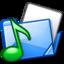 Nuvola filesystems folder sound.png