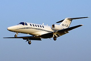 Business jet Civil jet aircraft used by companies