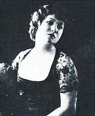 Ouida Bergère - Bergère, c1920