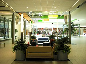 Oakwood Center - Interior, April 2009