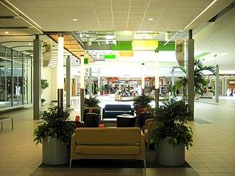 Oakwood Center - Interior, April 2009