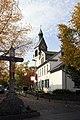 Oberkassel Evangelische Kirche von 1907-08.JPG