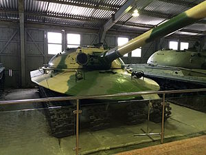 Object 279 - An Object 279 prototype on display at the Kubinka Tank Museum