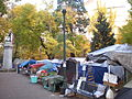 Occupy Portland November 9 row of tents.jpg