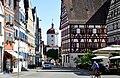 Oettingen Schloßstraße mit Rathaus.jpg