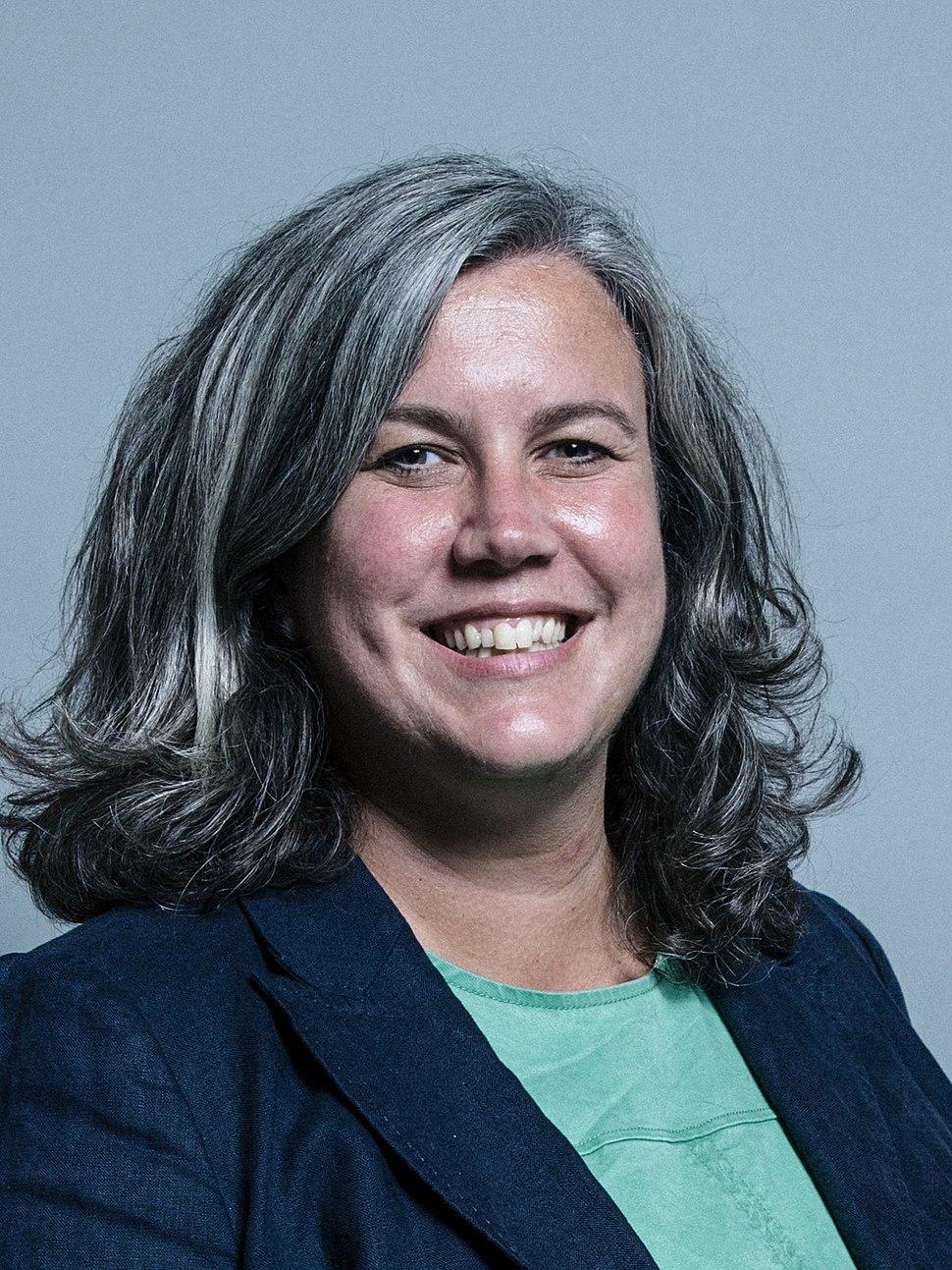 Official portrait of Heidi Alexander crop 2