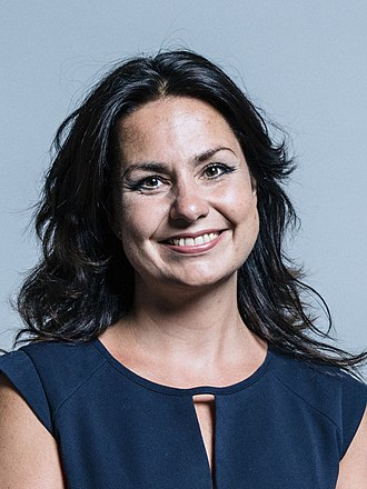 The Independent Group - Image: Official portrait of Heidi Allen crop 2