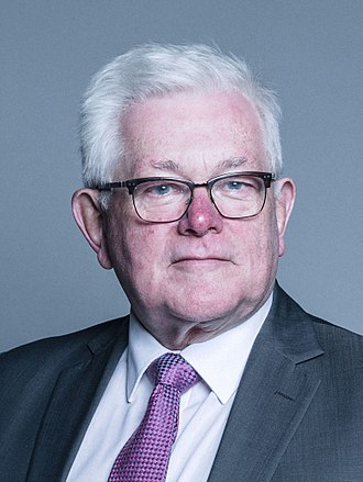 1999 National Assembly for Wales election - Image: Official portrait of Lord German crop 2