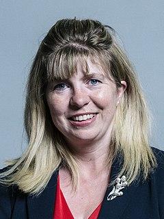 Maria Caulfield British politician