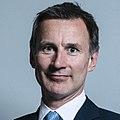 Official portrait of Mr Jeremy Hunt crop 3.jpg