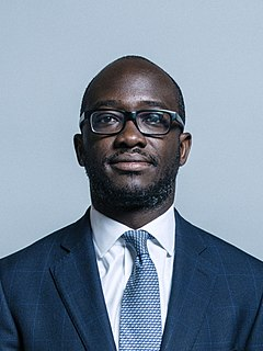 Sam Gyimah British politician