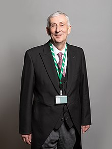Official portrait of Rt Hon Sir Lindsay Hoyle MP.jpg