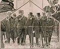 Officiels au départ du Paris-Nice-Rome-Turin (Excelsior, 1911-05-29).jpg