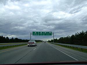Ohio State Route 15 - Eastern terminus near Carey