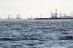 Oil Rocks near Baku.jpg
