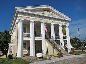 Old Courthouse (Newberry, South Carolina) - Image: Old Court House Newberry, SC
