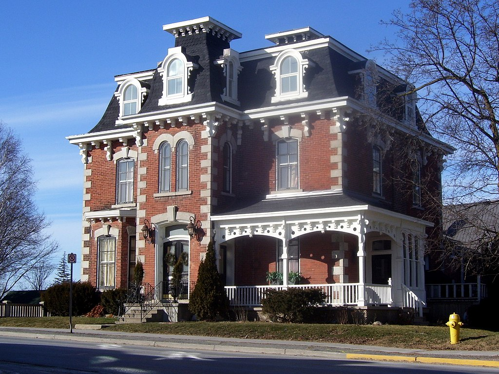 File old doctors house stirling ontario for Classic house wiki