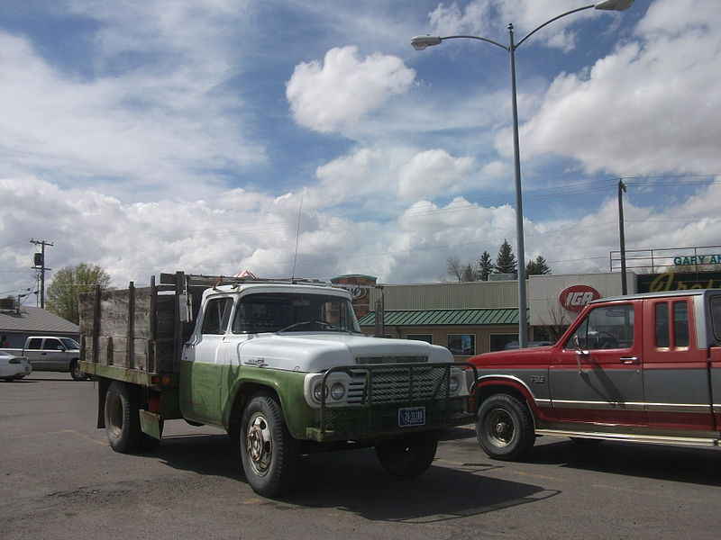 Stake Bed Truck Doors