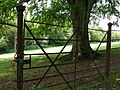Old Gate into the North Park. - geograph.org.uk - 1516814.jpg