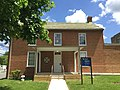 Old Hampshire County Sheriff's Residence and Jail Romney WV 2015 05 10 05.JPG