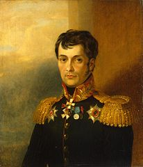 Portrait of Karl F. Oldekop (1777-1831)