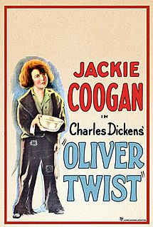1922 silent film adaptation of Charles Dickens