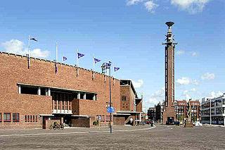 stadium in Amsterdam, Netherlands