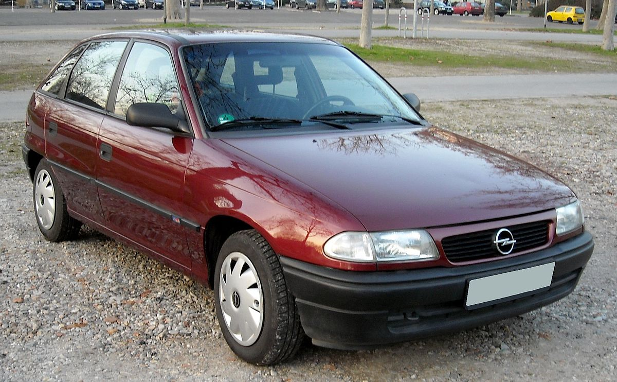 Opel Astra Simple English Wikipedia The Free Encyclopedia