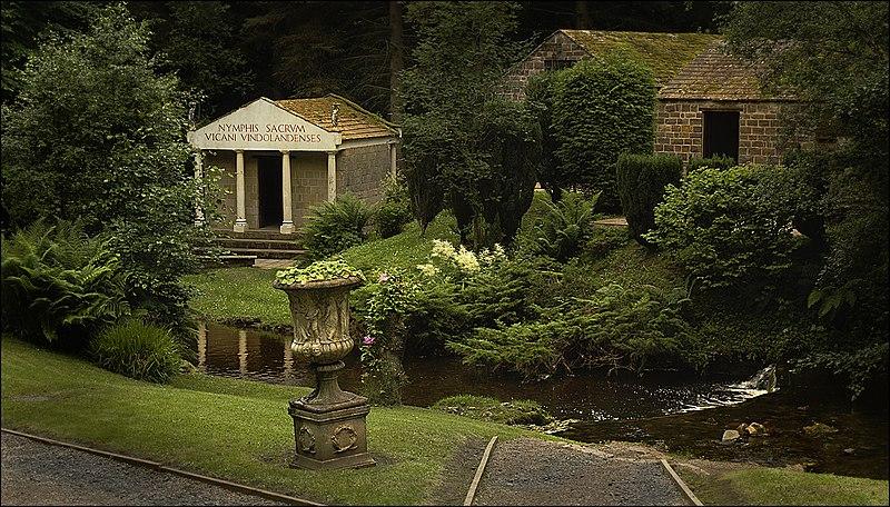 File:Open-air museum at Chesterholm. (7616825258).jpg