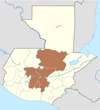 San Pedro Sacatepéquez, Guatemala - Image: Orderpreachers Guatemala