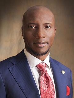 Oscar N. Onyema Nigerian businessman