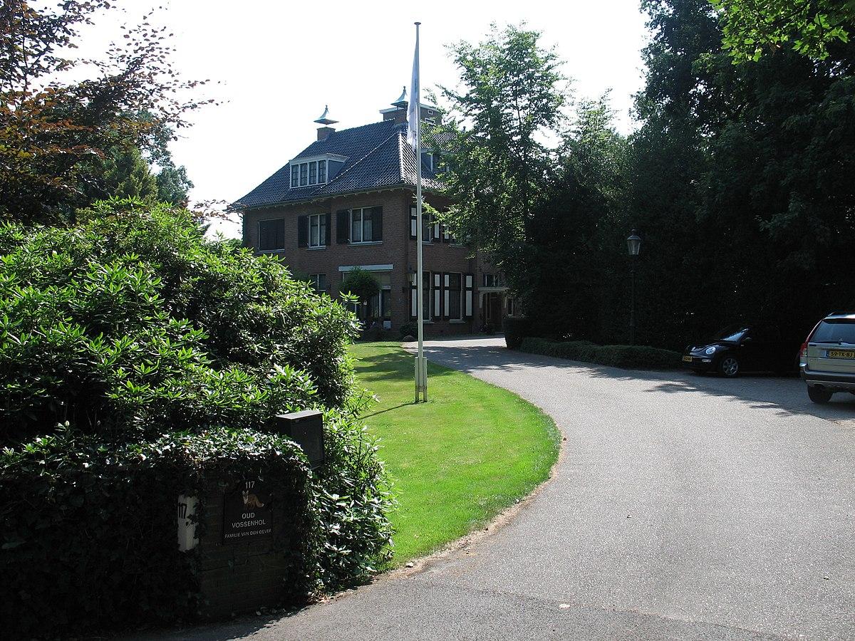 Oud vossenhol wikipedia - Stenen huis uitbreiding ...