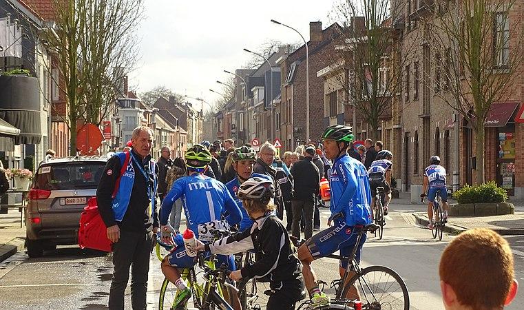 Oudenaarde - Ronde van Vlaanderen Beloften, 11 april 2015 (D18).JPG