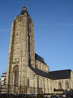 Oudenaarde - Sint-Walburgakerk 1.jpg