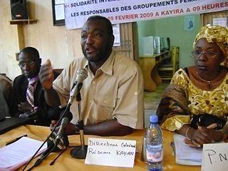 Oumar Mariko Malian politician