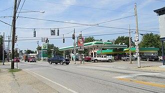 Owensville, Ohio - Image: Owensville OH2
