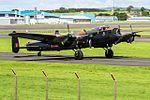 "PA474-KC-A Lancaster BBMF ""Thumper III"" (29605071416).jpg"